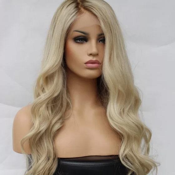 20 Inch Glam Blonde Wig by Shar Vanity