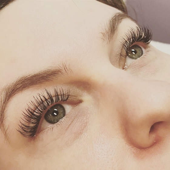 Classic Lash Extensions by Shar Vanity Beauty