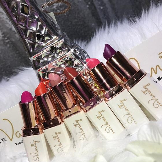 Shar Vanity Matte Lipstick